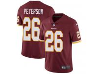 #26 Nike Limited Adrian Peterson Men's Burgundy Red NFL Jersey - Home Washington Redskins Vapor Untouchable