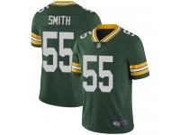 #55 Limited Za'Darius Smith Green Football Home Men's Jersey Green Bay Packers Vapor Untouchable