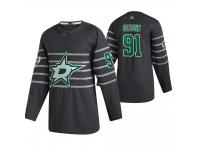 Dallas Stars #91 Tyler Seguin 2020 NHL All-Star Game Gray Jersey Men's