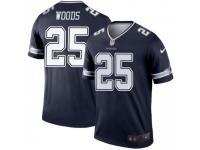 Legend Vapor Untouchable Men's Xavier Woods Dallas Cowboys Nike Jersey - Navy