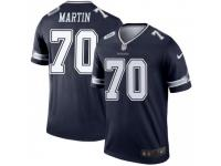 Legend Vapor Untouchable Men's Zack Martin Dallas Cowboys Nike Jersey - Navy