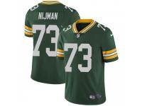 Limited Men's Yosh Nijman Green Bay Packers Nike Team Color Vapor Untouchable Jersey - Green