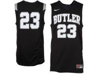 Men Butler Bulldogs #23 Nike Replica Basketball Jersey - Navy Blue
