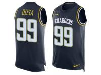 Nike Chargers #99 Joey Bosa Navy Blue Team Color Men Stitched NFL Tank Top