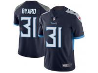 Nike Kevin Byard Limited Navy Blue Home Men's Jersey - NFL Tennessee Titans #31 Vapor Untouchable