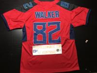 Tennessee Titans #82 Delanie Walker Nike Red Vapor Untouchable Limited Jersey - Men/Women/Youth
